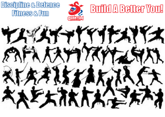 QMA - What style of martial arts do you do