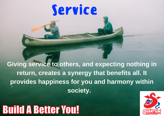 QMA - Service to Others