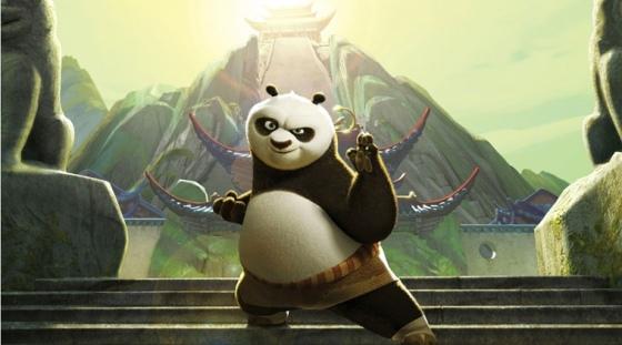 QMA - Kung Fu Panda