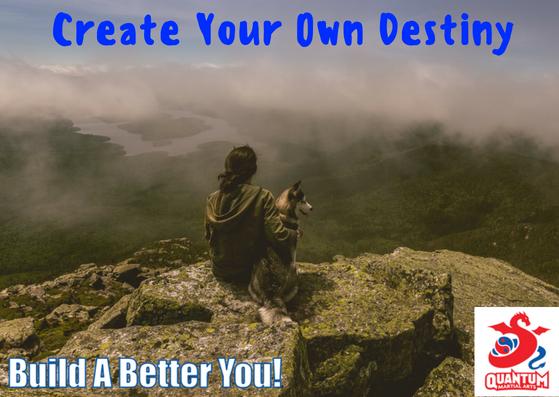 QMA - Create your own destiny. - Blog