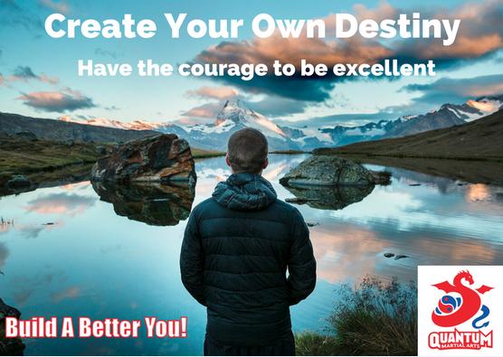 QMA - Create Your Own Destiny