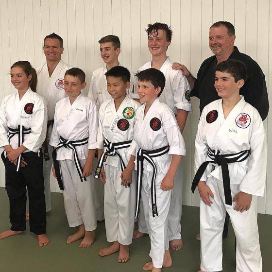 QMA - Black Belt Rules of Success 2