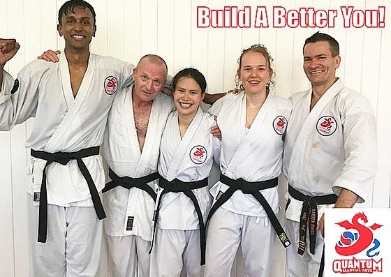 QMA - Black Belt Rules of Success 3