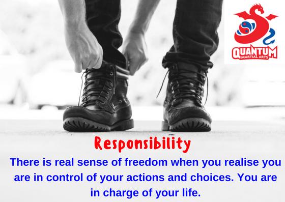 QMA - Responsibility Blog