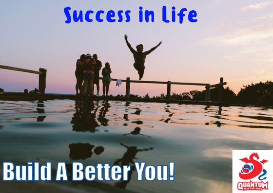 QMA - Success in Life