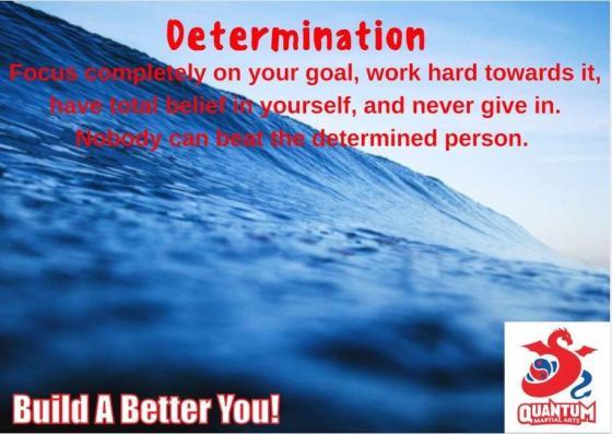 QMA - Determination