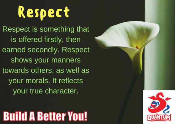 QMA - Respect 1