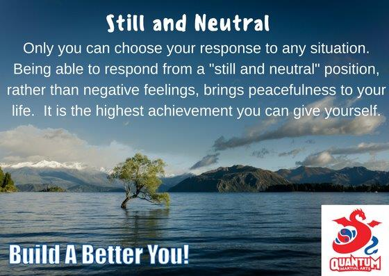 QMA - Still and Neutral