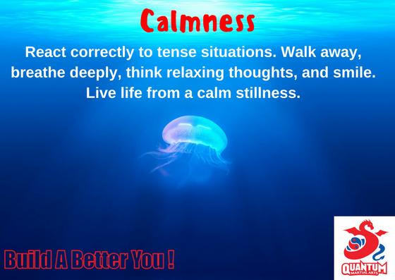 QMA - Calmness